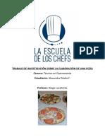 TRABAJO DE INVESTIGACIÓN SOBRE LA ELABORACIÓN DE UNA PIZZA.docx