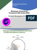 06.3-12 13 Bimbingan Instruksional Pbd - Peringkat Meningkatkan (Pelaporan)