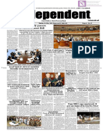 Daily Independent Islamabad 14-05-2019