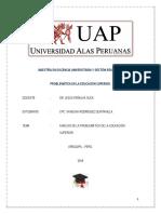 Trabajo de la Problemática de la Educación Superior.docx