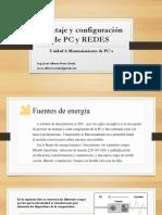 PC y REDES 2 - Mantenimiento - Fuentes y Motherboar