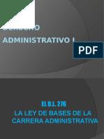 Decretoley276leydebasedecarreraadministrativa 120701190155 Phpapp02 1