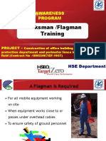 Flagman Training