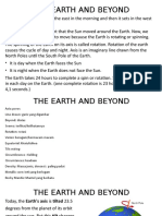 THE EARTH AND BEYOND UNit 6.pptx