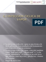 Inyeccion de Vapor - Colombia