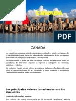 Presentación Canadá