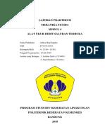 LAPORAN PRAKTIKUM ALAT UKUR DEBIT SALURAN TERBUKA ( MODUL 4 ) ITB.docx