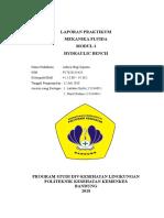 LAPORAN PRAKTIKUM MEKANIKA FLUIDA ( HYDRAULIC BENCH ) ITB MODUL 1.docx