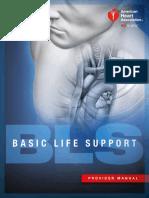 BLS Manual 2015