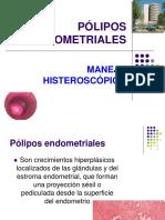POLIPOSIS ENDOMETRIAL.ppt