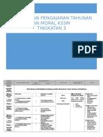 RPT Pend Moral Ting 3 2019 KSSM