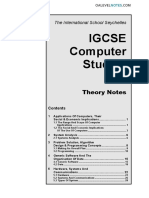 O Level Computer Science Notes.pdf