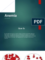 Anemia - Trombocitopenia