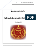 Notes -Computer Science I (XI).pdf.docx