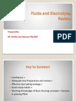 Fluids & Electrolytes-Enhance