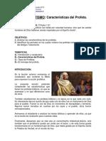067 - EBD - EL PROFETISMO 2 - CaracterÃ_sticas de los Profetas.pdf