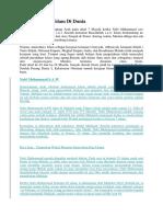 Sejarah Agama Islam Di Dunia.docx