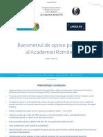 Sondaj INSCOP Research Algeri Prezidentiale Incredere Personalitati Mai 2019