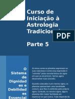 05 Curso de Iniciação à Astrologia Tradicional