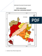 Data Demografi Wilayah Ungaran Barat