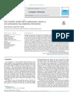 User Incentive Model and Its Optimization Scheme in User Par 2018 Computer N