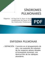 SINDROMES PULMONARES (1)