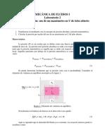 Lab. 2 (Cálculo de Presión, Uso de Un Manómetro en U de Tubo Abierto) (1)