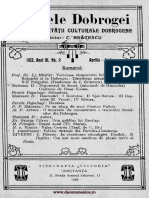 Analele Dobrogei 1922 Apr Iun