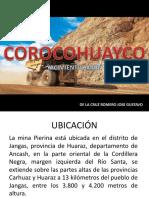 Mina Coroccohuayco 2.0