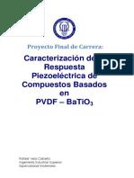 Caracterización de la Respuesta Piezoeléctrica de Compuestos Basados en PVDF – BaTiO3.pdf