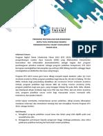 Pedoman Tata Tertib Peserta DTS 2019 2