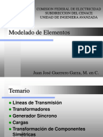 Modelado de Elementos