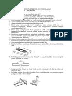 Soal Essay Pengelasan Las Listrik SMAW 1.docx