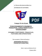 Principios Del Posicionamiento Dinamico Dp