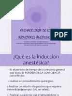 Farmacologia de Los Inductores