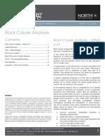 Root Cause Analysis LP Briefing