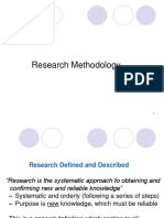 Rsearch Methodology