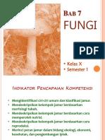 Bab 7 Fungi (Jamur)