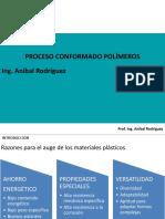 Proceso de Conformado de Polímeros