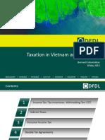 Taxation between Vietnam and Myanmar