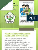 Perawatan Metode Kanguru (Kangaroo Mother Care)