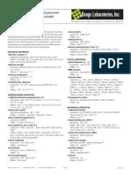 TSD 0021 Material Properties Web