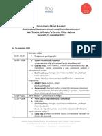 Agenda Forum 6.11 cantus  mundi