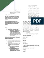 ATP  - Dissolution until Limited Partnership
