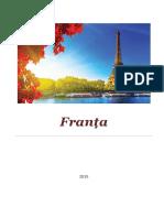 Franta - Proiect Geografie