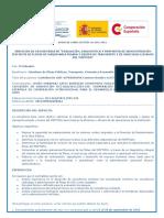 TDR Consultoría Maquinaria