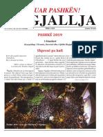 "Gazeta ""Ngjallja"" Prill 2019"