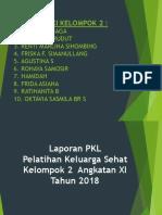 Laporan PKL KS 2018 klp 2.pptx