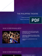 The Philippine Theatre