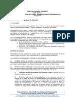 1.- Derecho Procesal Orgánico (Primera Parte) (1)